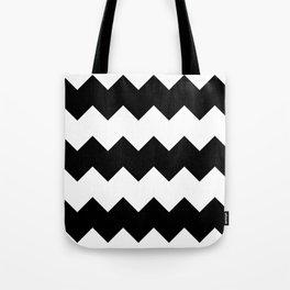 BW Tessellation 4 1 Tote Bag