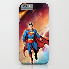 Hero in Space iPhone 6s Slim Case