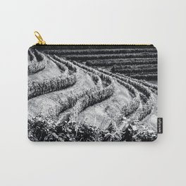 The fields of Friuli Venezia-Giulia cultivated with grapevines Carry-All Pouch