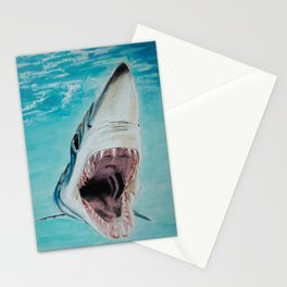 Rawr (Mako Shark) Stationery Cards