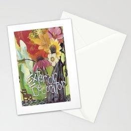 Exterior Decorator Stationery Cards