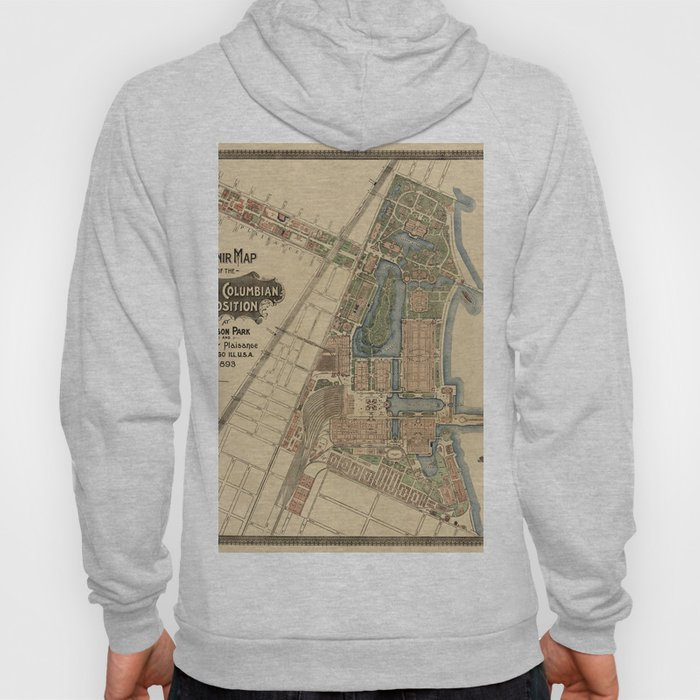 Chicago World Exposition 1893 Hoody