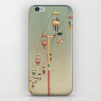 1975 iPhone & iPod Skins featuring 1975 Ride by Maite Pons