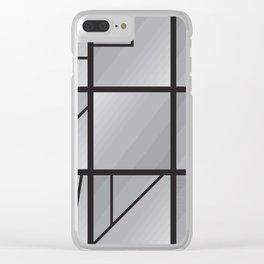 Interface Clear iPhone Case