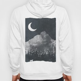 Winter Finds the Wolf... Hoody