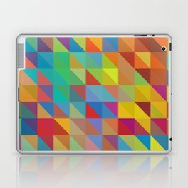 Meduzzle: Color Chaoses Laptop & iPad Skin