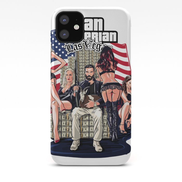 Dan Bilzerian Las Vegas Iphone Case By Yasinisik Society6