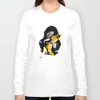 ripley Long Sleeve T-shirts featuring Officer Ripley by mirodeniro