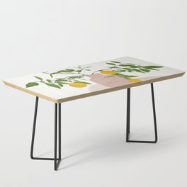 Lemon Branches Coffee Table