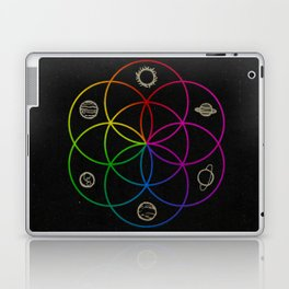 Seed of Life Laptop & iPad Skin