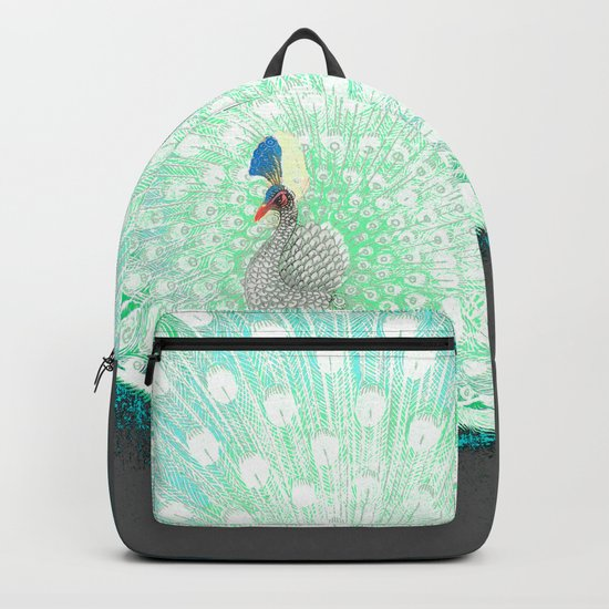 The tail that blinds. Backpack
