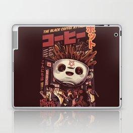 Black magic coffee Laptop & iPad Skin