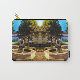 The village fountain of Eidenberg Carry-All Pouch