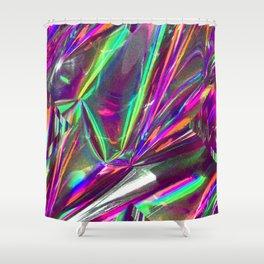 Future Sick Shower Curtain