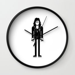 Alice Cooper Wall Clock