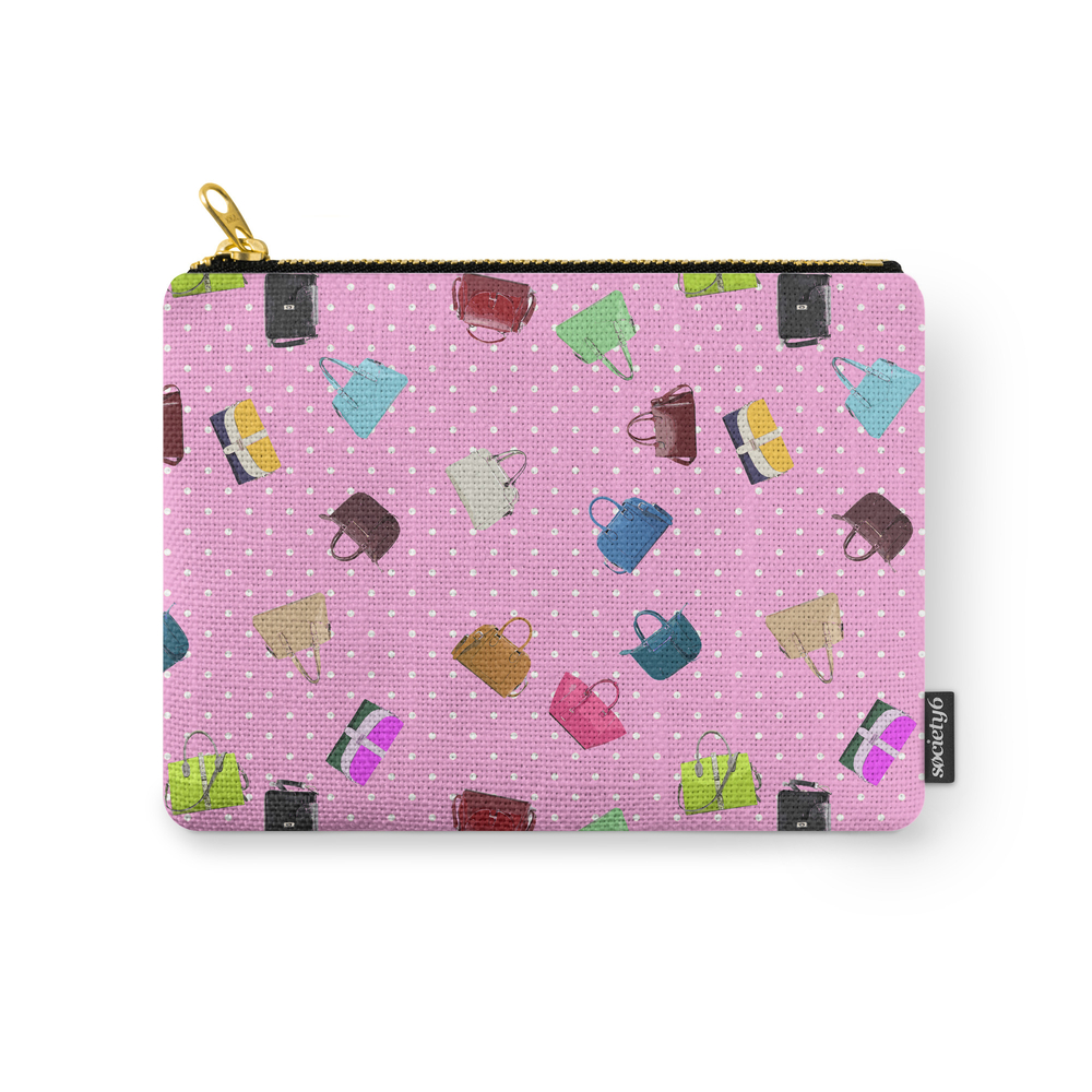 Purses and Handbags Carry-All Pouch by gx9designs (CAP7303716) photo