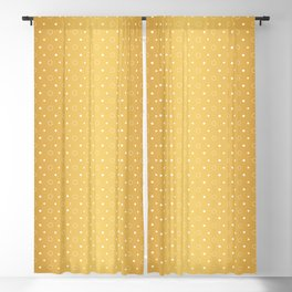 Art Deco Pattern 1 [RADIANT GOLD] Blackout Curtain
