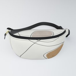Thin Flow I Fanny Pack