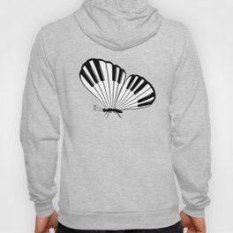 Musical Butterfly Hoody