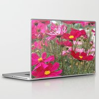 cosmos Laptop & iPad Skins featuring Cosmos by Cherie DeBevoise