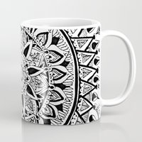 revolution Mugs featuring Revolution by Sound of White Designs