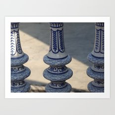 Almost Symmetry Art Print
