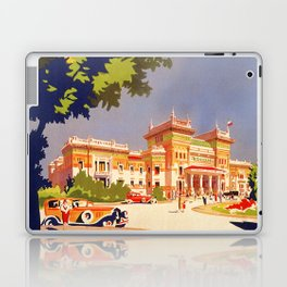 Salsomaggiore Italy 1920s Laptop & iPad Skin