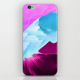 Incalculable Circumstance iPhone Skin