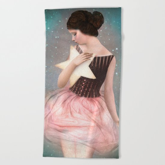 Wish Upon A Star Beach Towel