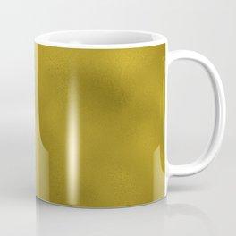 Soft Rippled Gold Foil Texture Festive Christmas New Years Coffee Mug