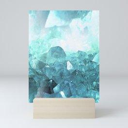 Crystal Mint Mini Art Print