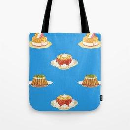 Gelatin Delight Tote Bag