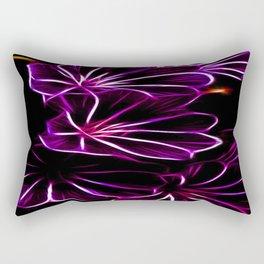 Frac Flower 2 Rectangular Pillow