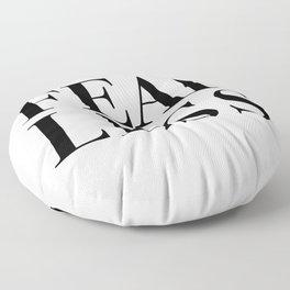 Fearless Floor Pillow
