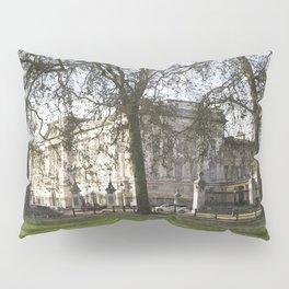 Buckingham Palace Art Pillow Sham