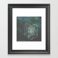 Beautiful Illusions  Framed Art Print