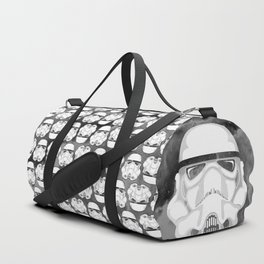 Trooper Silver Duffle Bag