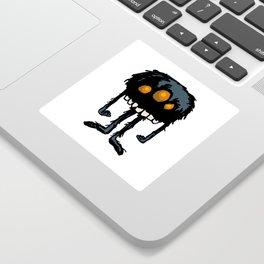 fry guy Sticker