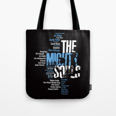 The Mighty Souls: Jazz Legends Tote Bag