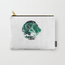 """A """"that's no Moon"""" shaped pool (VII) Carry-All Pouch"""