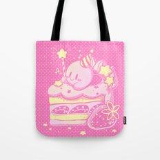 Kirby Cake Tote Bag