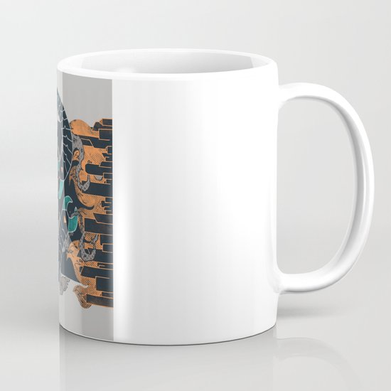 Operate, Annihilate Mug