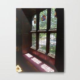 Haus Stage Window Metal Print