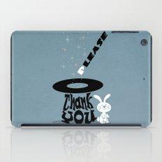 Magic Words iPad Case