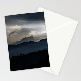 Vulcan Etna Stationery Cards