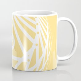 Radiant Abundance (light yellow-white) Coffee Mug