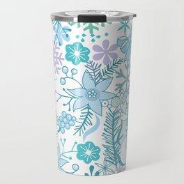 Bright xmas pattern Travel Mug
