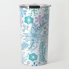 Bright xmas pattern Travel Mug