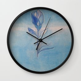 deserted Wall Clock