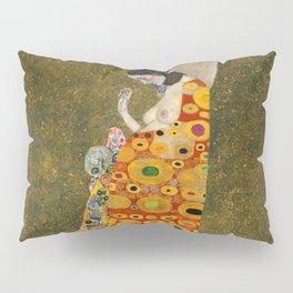 """Gustav Klimt """"Hope II"""" Pillow Sham"""
